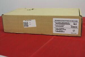 Polycom SoundStation IP7000 EX Mics WW 2200-40040-001 (New In Box)