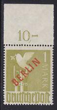 BERLIN 33 ( RA 1 MARK ) OBERRAND ndgz POSTFRISCH **