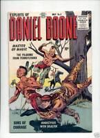 Exploits of Daniel Boone 4vgfn  Quality