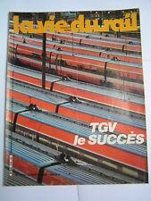 vie du rail 1983 1910 TGV USSAT LES BAINS MONT DORé BOURBOULE PARCOUL MéDILLAC