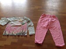 H&M Disney Tinkerbell Schlafanzug, Pyjama Gr. 122 / 128 türkis, rosa !!!