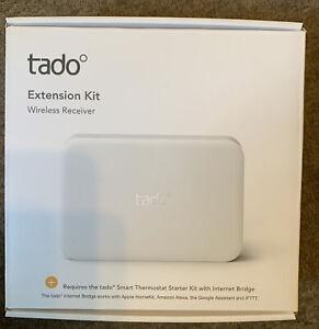 tado° V3P EK01-TC-ML Extension Kit wireless receiver Hot Water Control