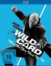 WILD CARD - JASON STATHAM/SOFIA VERGARA/STANLEY TUCCI/ANNE HECHE/+  BLU-RAY NEU