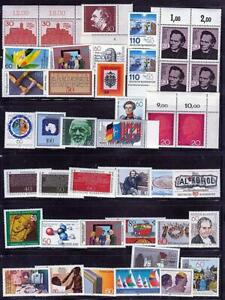 GERMANY WEST collection x41 MNH postfriesch STAMPS