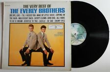 RARE LP THE VERY BEST OF EVERLY BROTHERS-WB46008-NETHERLANDS