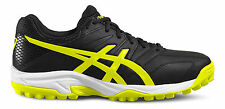 Asics Gel-Lethal Mp 7 Hockey Zapatillas Zapatos para hombre P616Y Sports Negro UK 9 EU 44