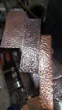 Hammered Copper Sheet