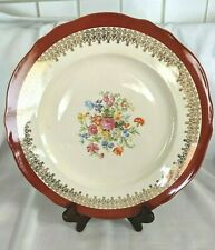 """Rare Decorative Dinner Plate - 10 3/4"""" ~Makers Mark - Limonges/Sabin/Royal/Other"""