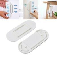1PCS Wall Hanging Patch Panel Wall Storage Plug Extension Socket Holder HOT