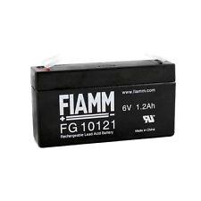 Fiamm FG10121 Batteria al piombo ricaricabile 6V 1,2Ah