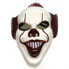1PC Clown Mask DC Movie Joker Fleck Mask Adult Halloween Cosplay Cos TDC