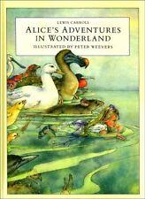 Alice's Adventures in Wonderland,Lewis Carroll,Peter Weevers