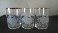 3 Pre Prohibition Hayner Distilling Company Shot Glasses