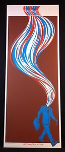PEARL JAM June 27, 2006 St. Paul Concert Poster By AMES BROS.