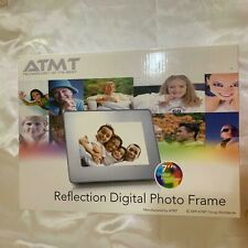 "ATMT 7"" Reflection Digital Photo Frame [Brand New & Unopened]"