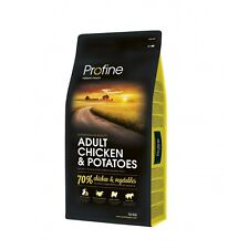 15kgs NEW Profine POULET actif adult 26/16 super prémium croquettes chien