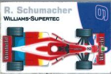 Aimant magnet Prost 1999 Formule 1 Formula 1 F1 Ralf Schumacher Williams Superte