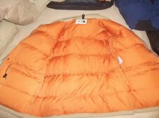 The North Face Sierra Brown Label Goose Down Jacket Coat USA TNF 60/40 Cloth Tan