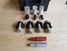 Original VAG VAS 6614A Spezialwerkzeug PDC Montageset Stanze Schraublocher Kukko