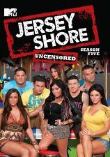 Jersey Shore: Season 5 DVD 2012 BRAND NEW FAST SHIPPING