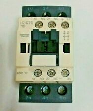 LC1D25ND CONTACTOR 25A 60V DC