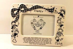 Papel Giftware Children of the Inner Light Picture Frame 4 x 6 Family