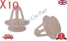 10x VAUXHALL/OPEL FORD DOOR TRIM PANEL PLASTIC CLIPS 2345957