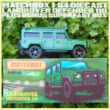 Matchbox Land Rover Diecast Cars, Trucks & Vans