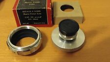 Bausch & Lomb  48mm  MACRO Tessar Small Lens Rochester NY USA 42-33-48