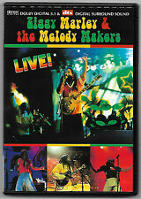 RARE DVD / ZIGGY MARLEY & THE MELODY MAKERS LIVE ( MUSIQUE CONCERT ) DTS