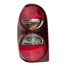 New Left Tail Light Assembly Driver Side Fits 2005-2007 Jeep Liberty