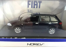 Fiat Nuova Croma 2005 - Metallic Blue - 1:43 NOREV / DIECAST MODEL CAR -771048