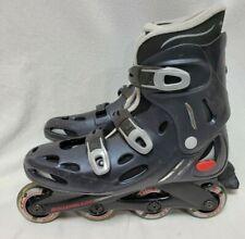 Rollerblade Training Advance Inline Mens Skates - Size 11 - Good Shape!