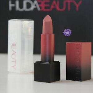 HUDA Beauty Wedding Day Power Bullet Matte Lipstick **100% GENUINE** Brand New