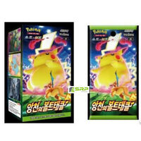 "Pokemon Cards Sword & Shield ""Astonishing Volt Tackle"" Booster box / Korean Ver"