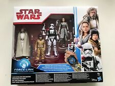 STAR WARS  Force Link  Figures  Box Set