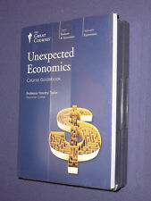 Teaching Co Great Courses  DVDs          UNEXPECTED  ECONOMICS    new & sealed