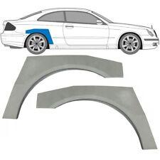 MERCEDES CLK W209 Coupe 2003-2009 Radlauf Reparaturblech links