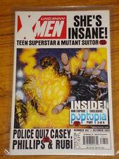 X-MEN UNCANNY #397 MARVEL COMICS SEPTEMBER 2001