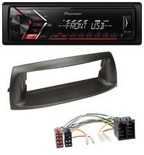 Pioneer USB AUX MP3 1DIN Autoradio für Fiat Punto (188, 1999-2005)
