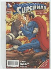 Superman 38 3rd Series DC 2015 NM New 52 Combo Pack Variant Sealed