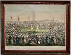 International Contest Heenan & Sayers at Farnborough 1860 Chattanooga Boxing