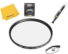 Accessory UV Lens Filter Kit for Nikon AF-S DX 10-24mm f/3.5-4.5G ED Lens & More