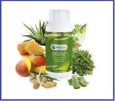 Oxialoe Ideal para tratar agruras,digestiones lentas, ulceras digestivas colitis