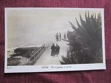 AK Nervi Passeggiala a mare Genua Genova 1929 nach Berlin   1906