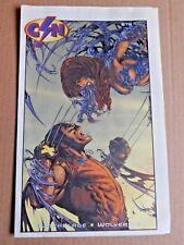2003 Comic Shop News #876 Witchblade Wolverine ~