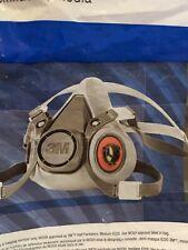 3M 6200/07025 Medium Half Face Respirator - Be New In Bag