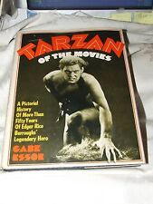 1968 First TARZAN of the MOVIES Gabe Essoe Fine with Dustjacket