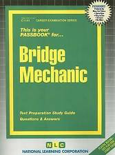 NEW Bridge Mechanic(Passbooks) (Career Examination Passbooks) by Jack Rudman