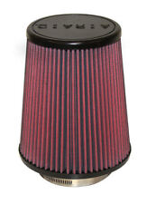 "AIRAID 700-457 High-Flow Cold Air Intake CAI Air Filter 7"" Tall Cone 3.5"" Inlet"